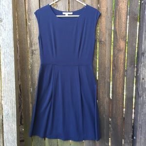 Boden Dress in Blue Size 8R